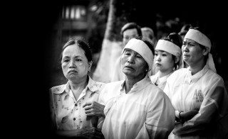 Funeral by Graeme Heckels Hoi An Travel Photography, Vietnam