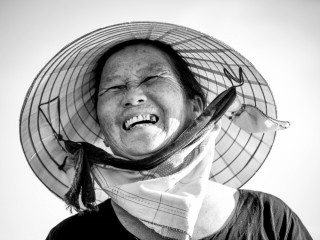 Laughter Lines by Graeme Heckels Quy Nhon Travel Photography, Vietnam