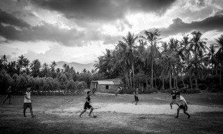 Football by Graeme Heckels Quy Nhon Travel Photography, Vietnam