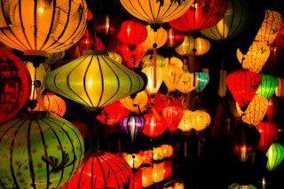 Lanterns by Graeme Heckels Hoi An Travel Photography, Vietnam Anantara