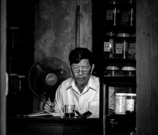 Herbal Doctor by Graeme Heckels Hoi An Travel Photography, Vietnam