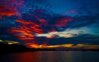 Sunrise by Graeme Heckels Hoi An Travel Photography, Vietnam
