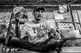 Gangster by Graeme Heckels Saigon Street Photography, Vietnam