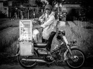 Street Vendor by Graeme Heckels Hoi An Street & Travel Photography, Vietnam