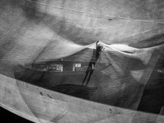 In The Net by Graeme Heckels Hoi An Street & Travel Photography, Vietnam Wanderlust Award
