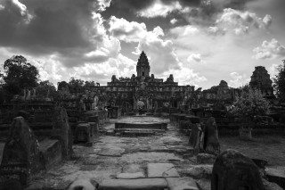 Dramatic temples of Angkor by Graeme Heckels Travel Photography