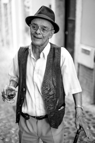 One for the road Lisbon by Graeme Heckels Travel & Street Photography