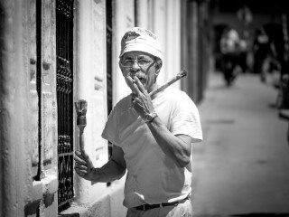 Paint in Lisbon by Graeme Heckels Travel & Street Photography