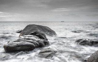 Phuket Rocky Seascape by Graeme Heckels Travel Photography