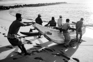 Graeme_Heckels_Sri Lanka Street Photography_Tangalle_Fisherman_Boat