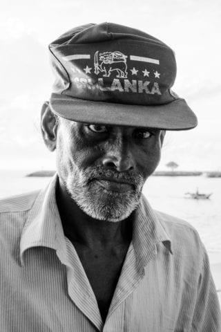 Graeme_Heckels_Sri Lanka Street Photography_Tangalle_Fisherman_Portrait